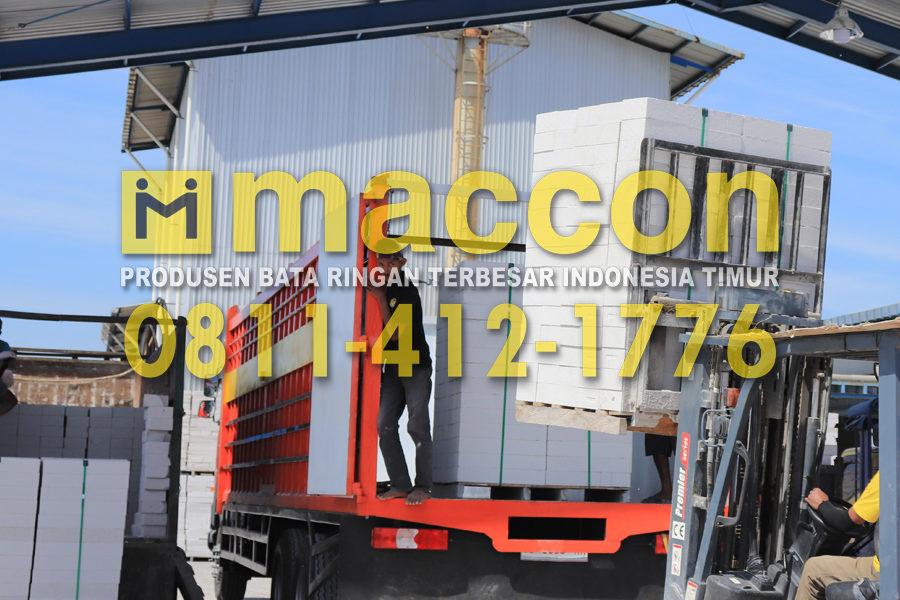 Distributor Bata Ringan Makassar